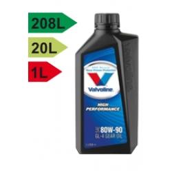 VALVOLINE GL-4 80W-90
