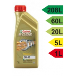 Castrol EDGE TITANIUM FST 0W-40