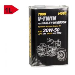 MANNOL 7808 V-TWIN FOR HARLEY-DAVIDSON