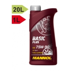 MANNOL-BASIC-PLUS-75W-90