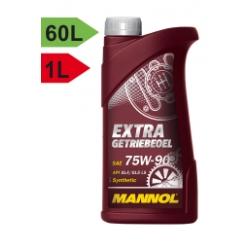 MANNOL-EXTRA-GETRIEBEOEL-75W-90