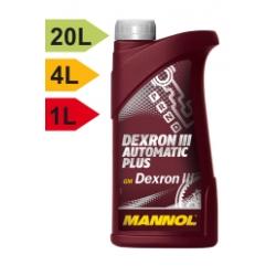DEXRON III AUTOMATIC PLUS