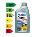 Mobil SUPER X1 3000 FORMULA FE 5W-30