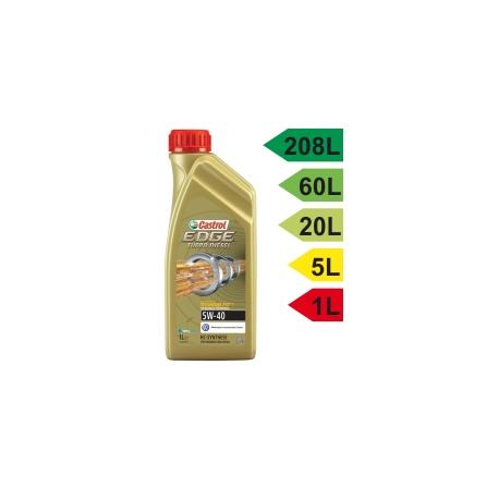 Castrol EDGE TURBO DIESEL FST 5W-40