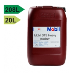 Mobil DTE Heavy medium