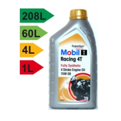 Mobil 1 RACING 4T 15W-50