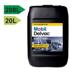 Mobil DELVAC SUPER 1400E